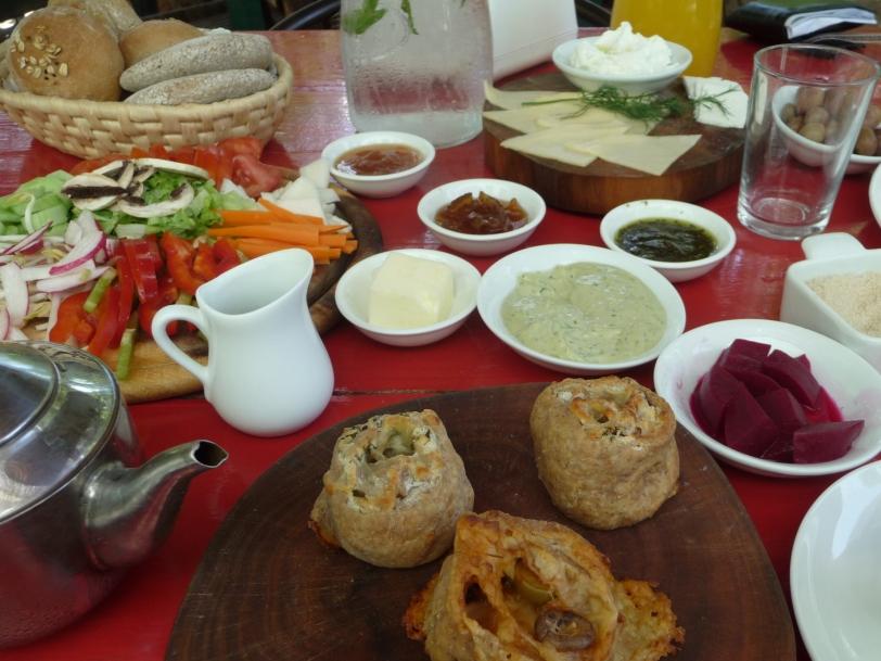Boulangerie Lehem Bayit 77 - Amirim - village végétarien - Israël