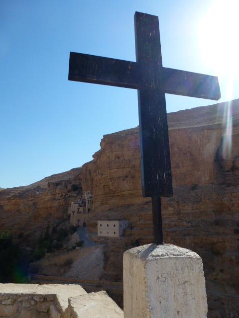monastère Saint-Georges de Choziba - Israël